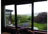Views West from Lounge