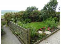 Upper Front Garden and Path to Lower Garden