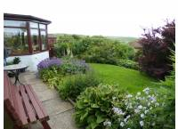 Front Garden & Path to Consevatory - South
