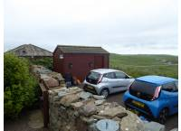 Car Park and Shed