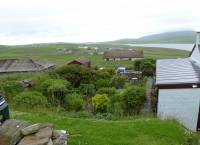 Garden on the south