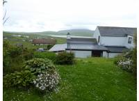 View West from BBQ Hoose