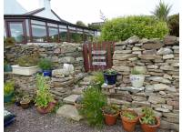 Gate/Rockery and Car Park
