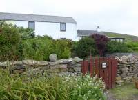 Front Garden Gate to Main House