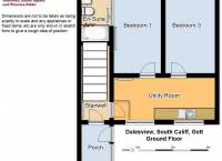 Dalesview Ground Floor Plan